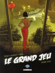 Coffret-fourreau Le grand jeu - LeoPilipovic