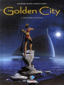 Pack Golden city : tome 1 et tome 10 - Nicolas Malfin