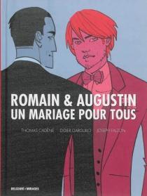 Romain et Augustin, un mariage pour tous - ThomasCadène