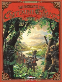 Les enfants du capitaine Grant, de Jules Verne - AlexisNesme
