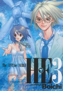 H.E. : the hunt for energy - Boichi