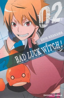 Bad luck witch ! : time between witch and me - Shin Arakawa