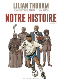 Notre histoire - Jean-ChristopheCamus