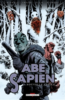 Abe Sapien - Scott Allie