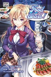 Food wars ! - Shun Saeki