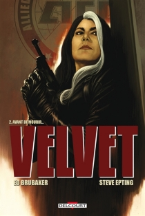 Velvet - EdBrubaker