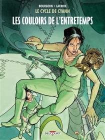 Le cycle de Cyann - FrançoisBourgeon