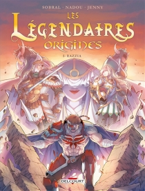 Les Légendaires : origines - Nadou