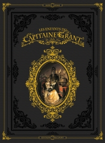Les enfants du capitaine Grant - AlexisNesme