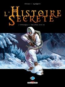 L'histoire secrète : l'intégrale | Volume 8, Volumes 29 à 32 - IgorKordey