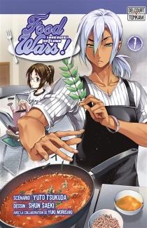 Food wars ! - ShunSaeki