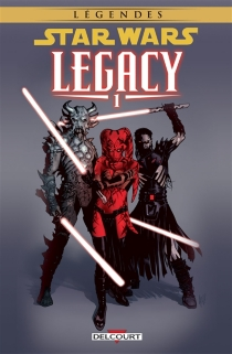 Star Wars : legacy - Jan Duursema