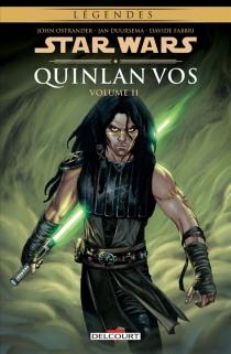 Star Wars : Quinlan Vos : intégrale | Volume 2 - JanDuursema