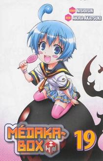 Médaka-box - AkiraAkatsuki