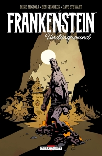 Frankenstein underground - MikeMignola