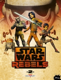 Star Wars rebels - Martin Fisher