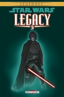 Star Wars : legacy - JanDuursema