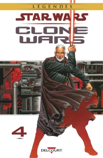 Star Wars : Clone Wars - Jan Duursema