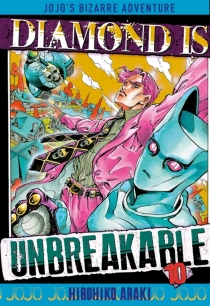 Diamond is unbreakable : Jojo's bizarre adventure - Hirohiko Araki