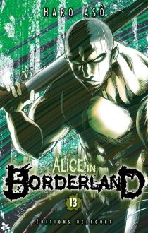 Alice in Borderland - HaroAsô