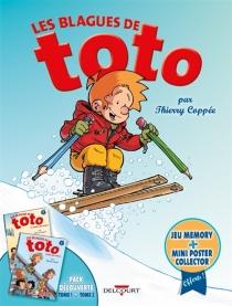 Les blagues de Toto : tomes 1 et 2 - ThierryCoppée
