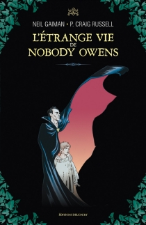 L'étrange vie de Nobody Owens : coffret : tomes 1 et 2 - Philip CraigRussell