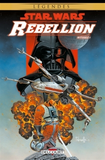 Star Wars : rébellion : intégrale | Volume 1 - Thomas Andrews