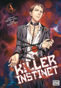 Killer instinct - KeitoAida