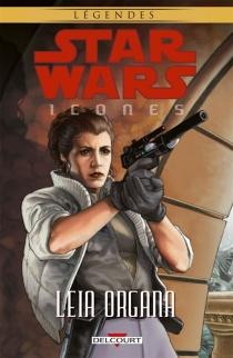 Star Wars : icones | Volume 2, Leia Organa -