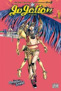 Jojolion : Jojo's bizarre adventure - HirohikoAraki