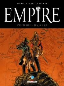 Empire : l'intégrale | Volume 1, Tomes 1 à 3 - IgorKordey