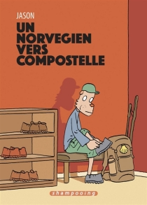 Un Norvégien vers Compostelle - Jason