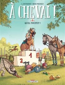 A cheval ! - LaurentDufreney