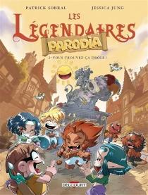 Les Légendaires : Parodia - JessicaJung
