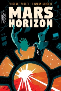 Mars horizon - FlorencePorcel