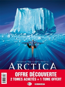 Arctica : pack 30 ans tomes 1 à 3 - BojanKovacevic