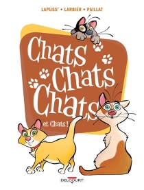 Chats chats chats - Lapuss'
