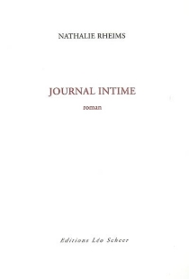 Journal intime - NathalieRheims