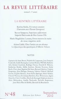 Revue littéraire (La), n° 48 -
