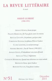 Revue littéraire (La), n° 51 -