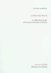 Corpus Rothi - StevenSampson
