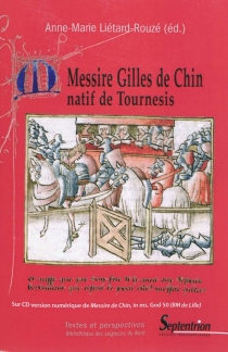 Messire Gilles de Chin : natif du Tournesis -