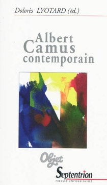 Albert Camus contemporain -