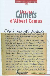 Lire les carnets d'Albert Camus -