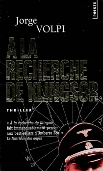 A la recherche de Klingsor - JorgeVolpi