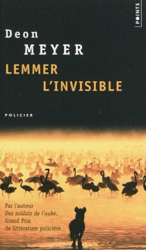 Lemmer, l'invisible - Deon Meyer