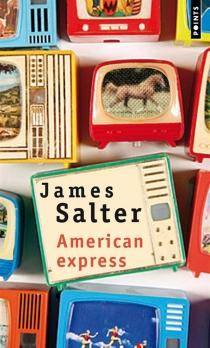 American express - JamesSalter