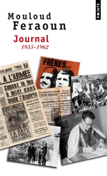 Journal : 1955-1962 - Mouloud Feraoun