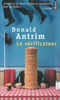 Le vérificateur - DonaldAntrim