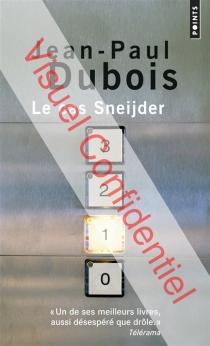 Le cas Sneijder - Jean-PaulDubois